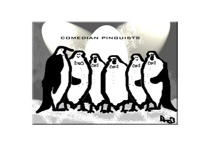 Comedian Pinguists