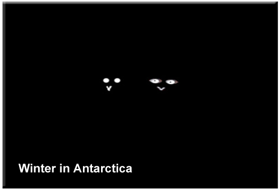 Winter in Antarctica