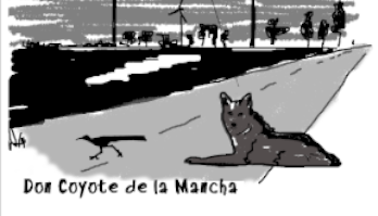 Don Coyote de la Mancha